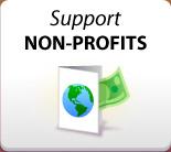 Support non-profits