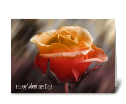 Valentine for couples greeting card