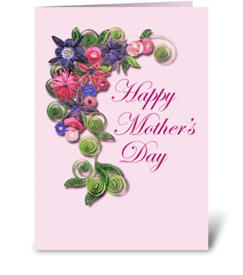 Happy Mother's Day! greeting card