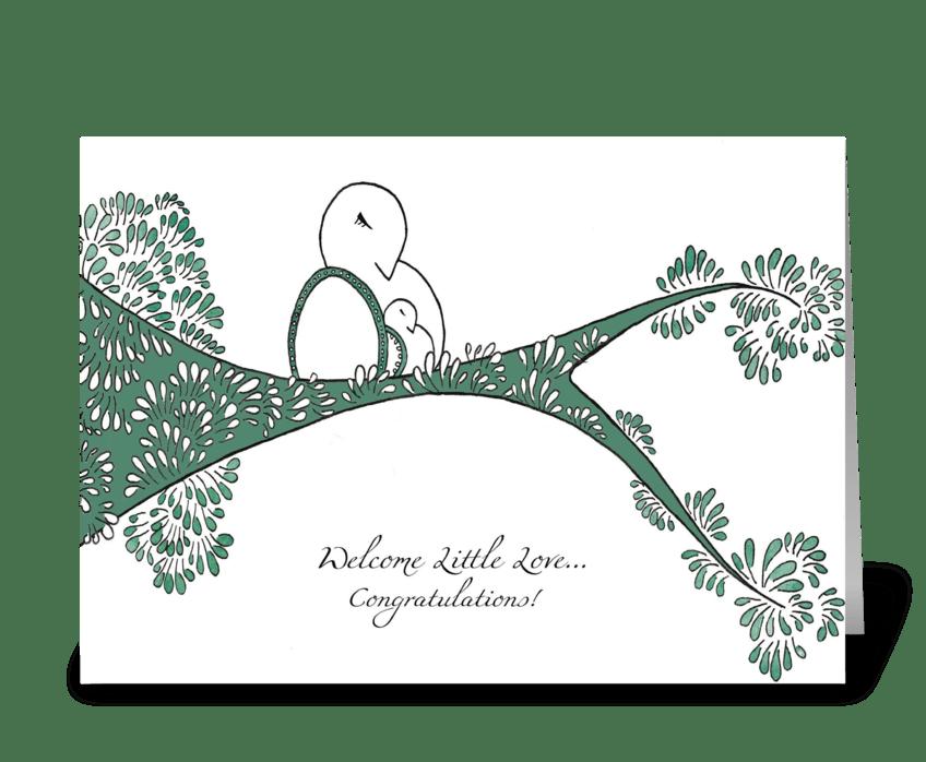 Seasons of Love (Summer) greeting card