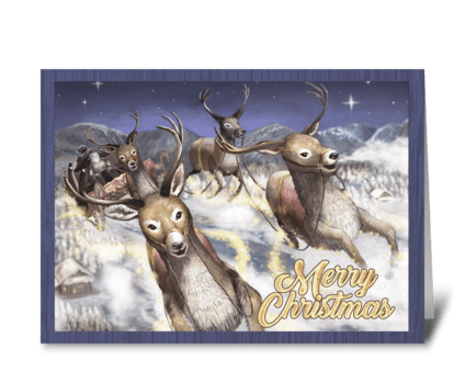 Christmas_card_1 greeting card
