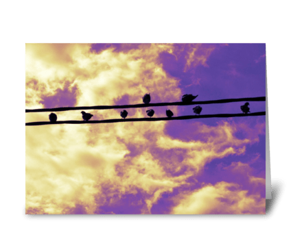 L'shanah Tova greeting card