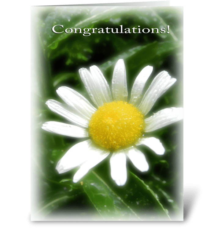 Congratulations (retirement) greeting card