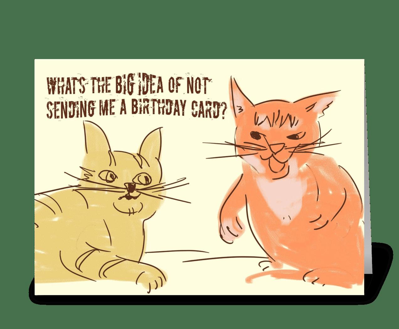 Birthday Big Idea