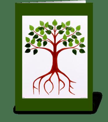 Hope Tree greeting card