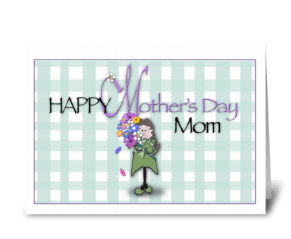 from Child, Mother's Day Greetings greeting card