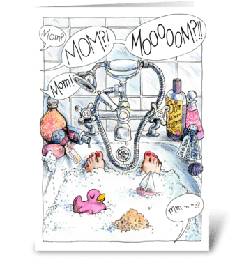 Happy Mother's Day, Mom!! greeting card