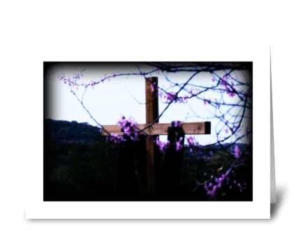 Remembering Easter greeting card