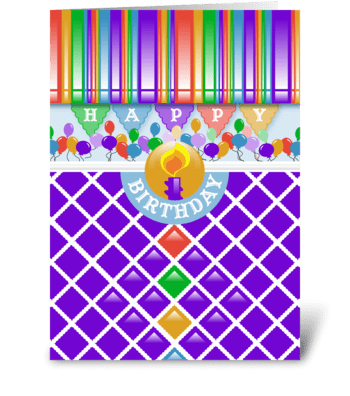 Festival of Celebrations greeting card