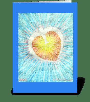 Made Free greeting card