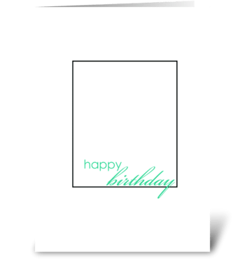Happy Birthday Herpes Card greeting card