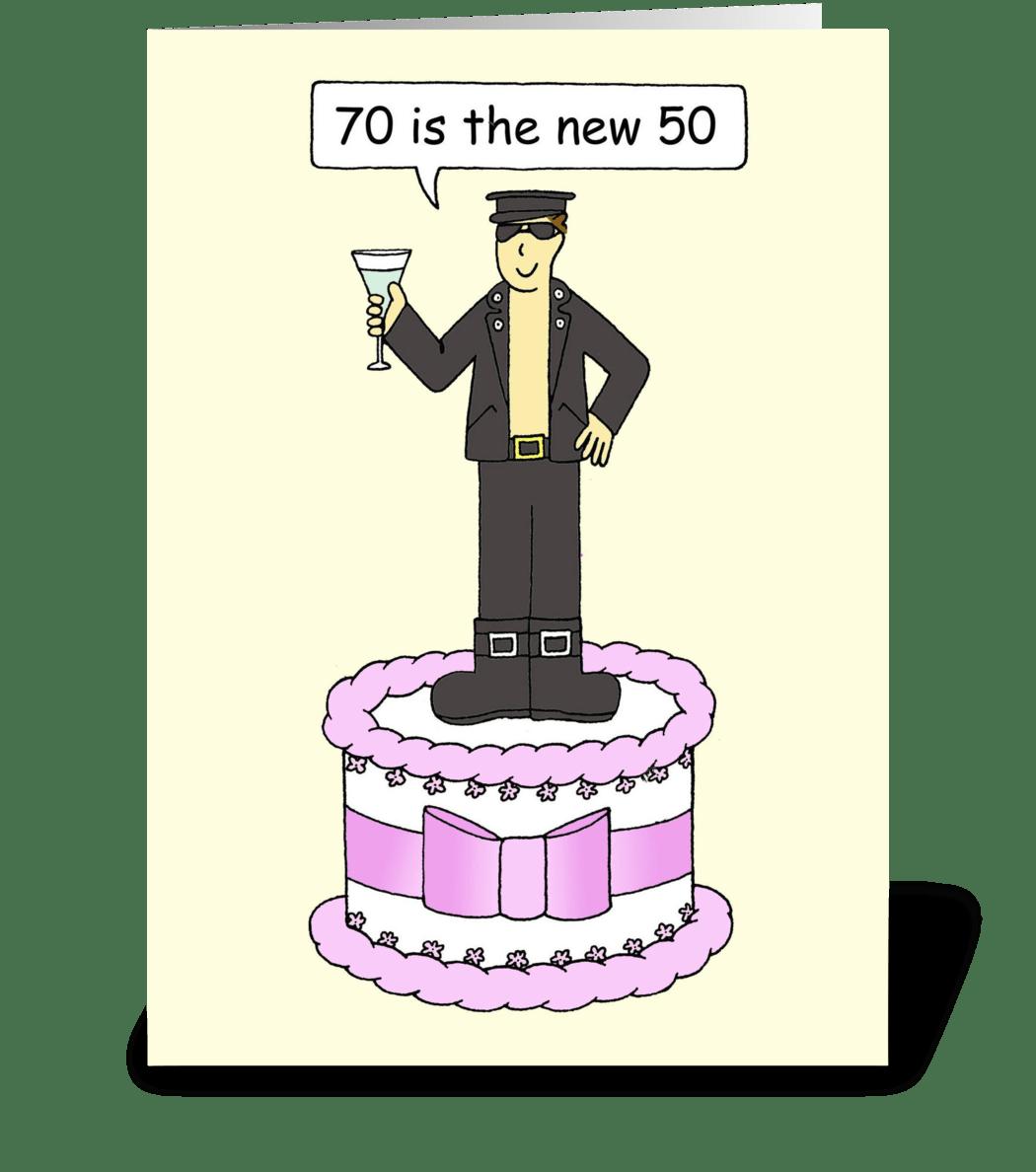 Happy 70th Birthday Fun