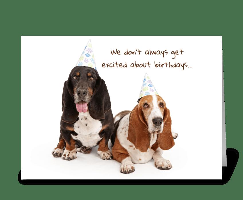 Happy Birthday to Arrooo greeting card