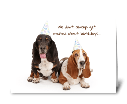 Happy Birthday to Arrooo greeting card