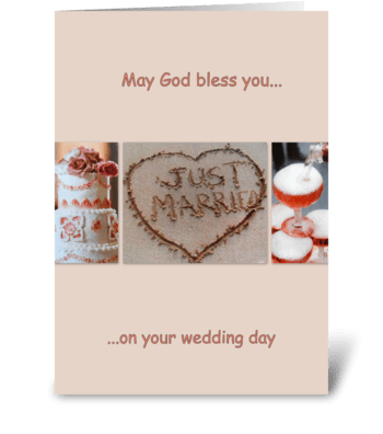 Wedding  Card greeting card