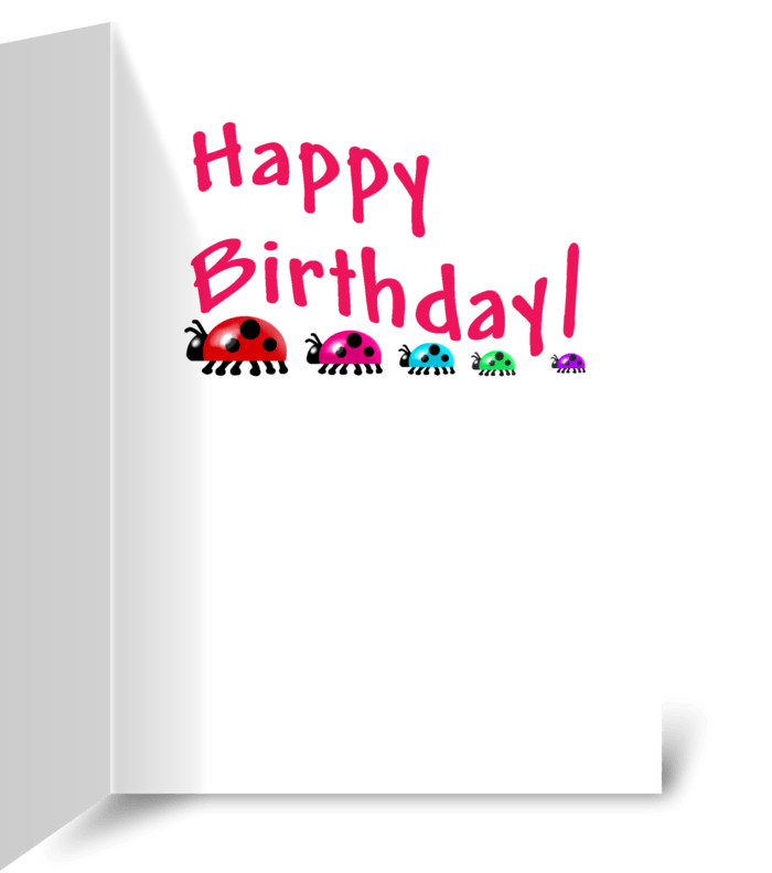 Personalize this greeting card