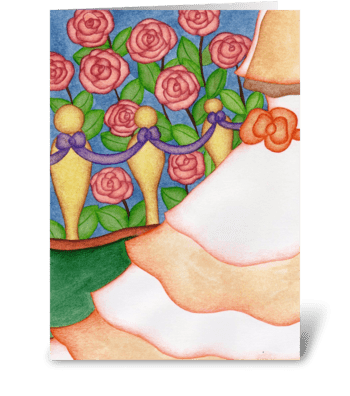 Especial Day greeting card