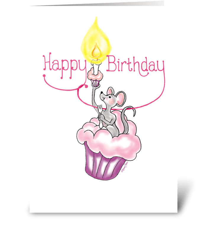 A Birthday Filled With Surprise! greeting card