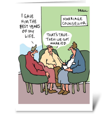 All The Best On Your Anniversary greeting card