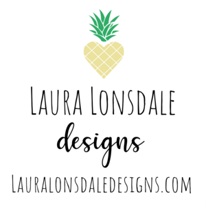 Greeting cards designed by Laura Lonsdale Designs
