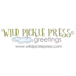 Greeting cards designed by Wild Pickle Press