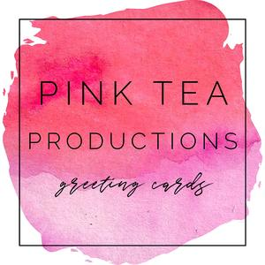 Greeting cards designed by Pink Tea Productions