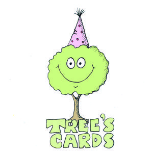 Greeting cards designed by Tree's Cards